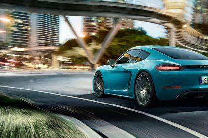 Hệ thống treo chủ động của Porsche (PASM)