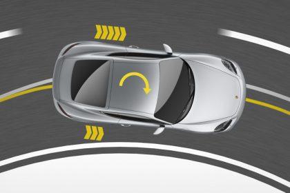 Hệ thống điều phối lực kéo vector của Porsche (PTV)