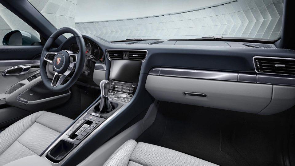 911 Carrera 4 Cabriolet