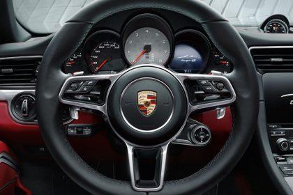 Hệ thống Kiểm Soát Độ Ổn Định của Porsche (PSM)