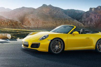 Túi Khí và Thanh Bảo Vệ Chống Va Đập Bên Hông của Porsche (POSIP)