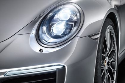 Hệ thống Đèn Năng Động của Porsche (PDLS)