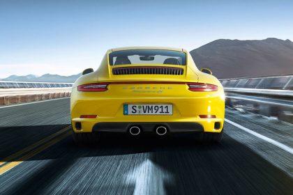 Hệ thống Kiểm Soát Hành Trình Chủ Động bao gồm hệ thống An Toàn Chủ Động của Porsche (PAS)