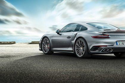 Khí Động Học Chủ Động của Porsche (PAA)