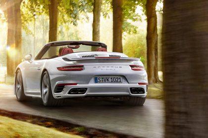 Porsche Tequipment