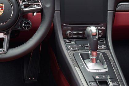 Hộp số tự động 7 cấp Ly Hợp Kép của Porsche (PDK)