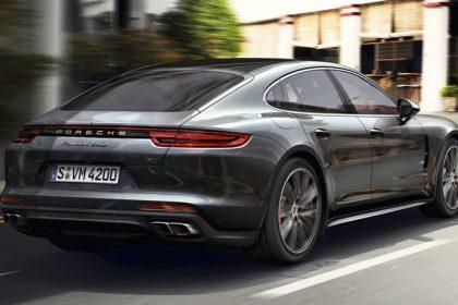 Hệ thống Quản Lý Hợp Lực Kéo của Porsche (PTM)