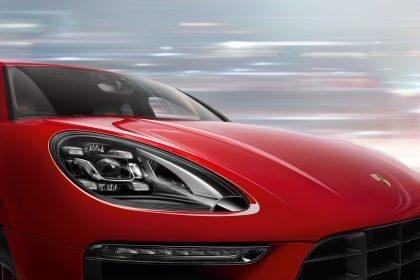 Đèn pha chính LED bao gồm Hệ Thống Đèn Năng Động Cao Cấp Của Porsche (PDLS+)