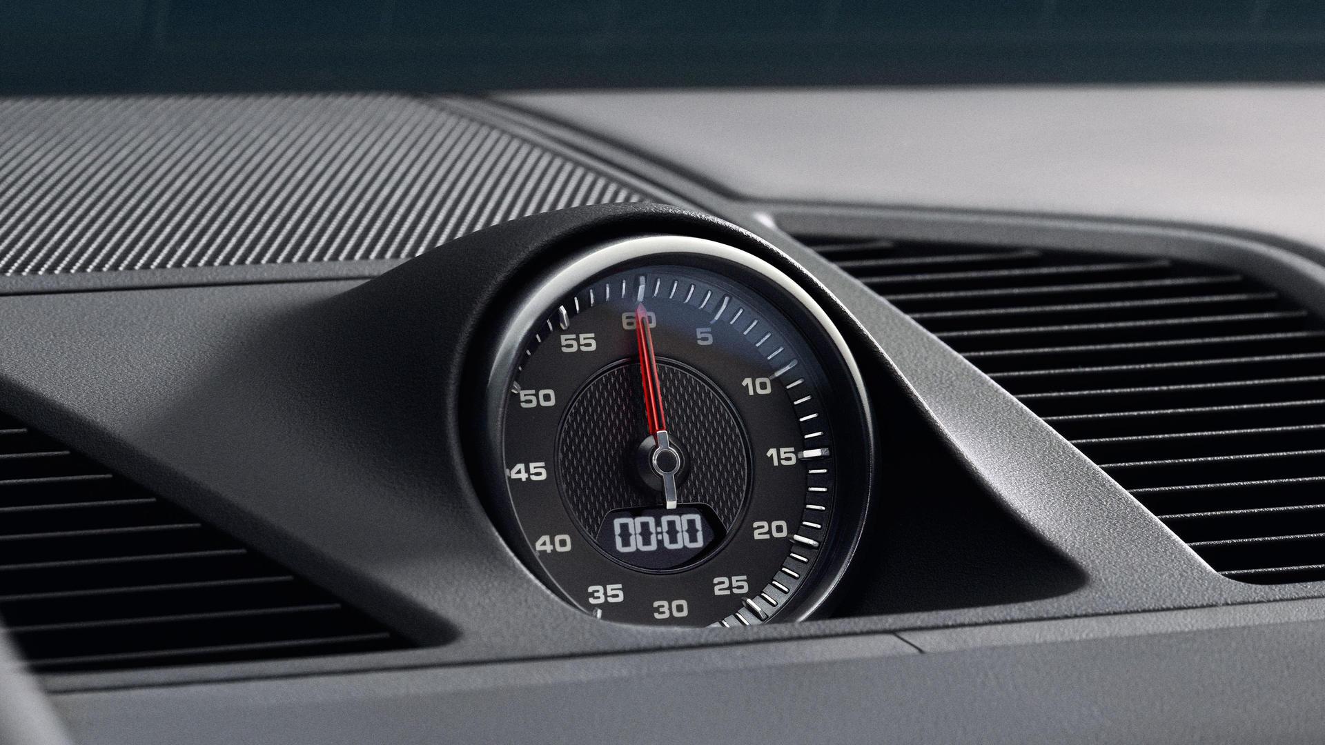 Cayenne Turbo mới