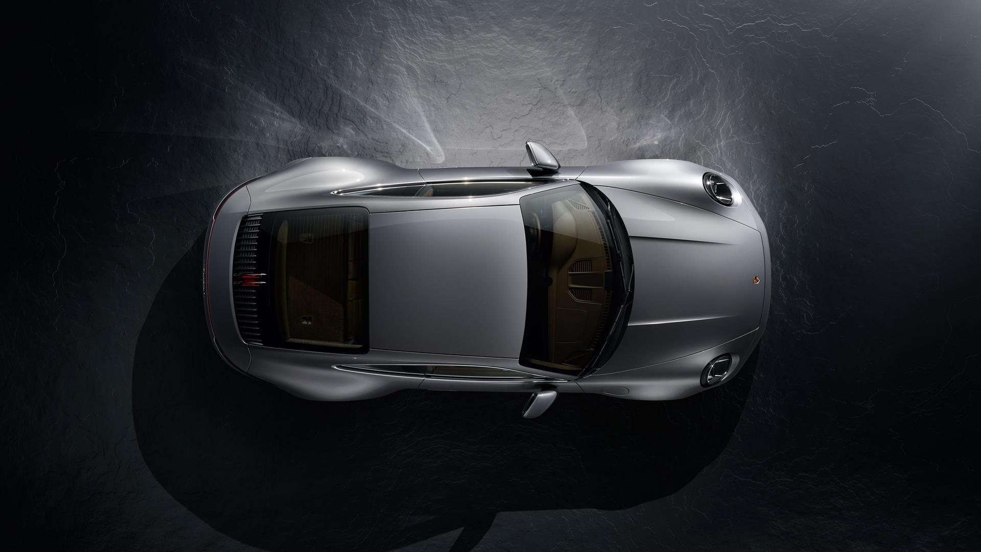 911 Carrera S mới