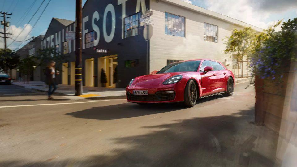 Panamera GTS Sport Turismo