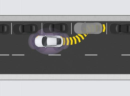 Hệ thống Hỗ trợ đỗ xe (Surround View)